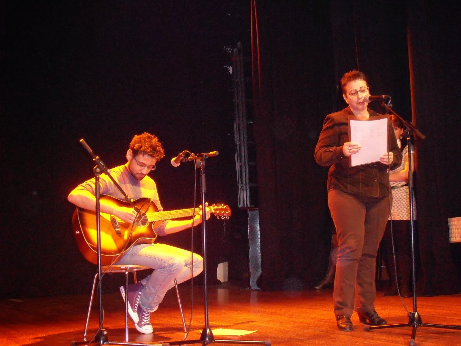 Recital solidario en el auditorio de Montcada I Reixac  22-12-2013
