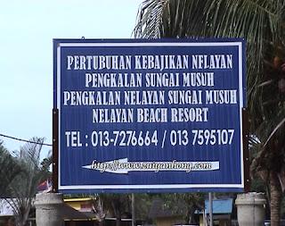 Pantai Nelayan Resort