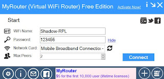 MyRouter Free - Shadow-RPL