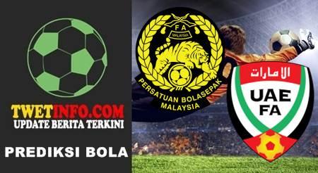 Malaysia vs UAE