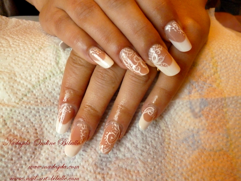 Deco Ongles Pour Mariage