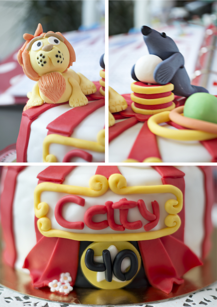 tarta+circus3 Tarta Circus... 3 años de Magia, 3 años de Circo
