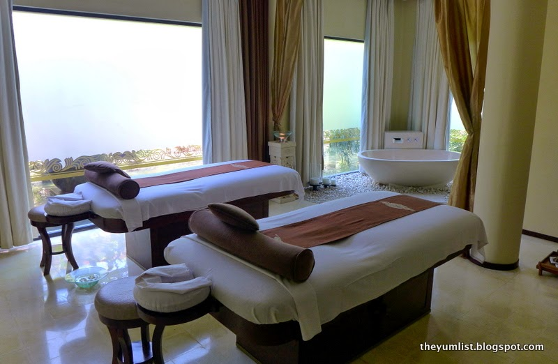 Mandara Spa at Padma Resort Bali at Legian,