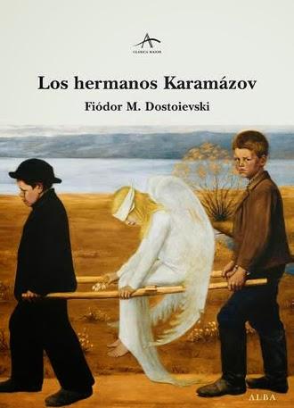 Portada del libro los hermanos Karamazov epub pdf gratis