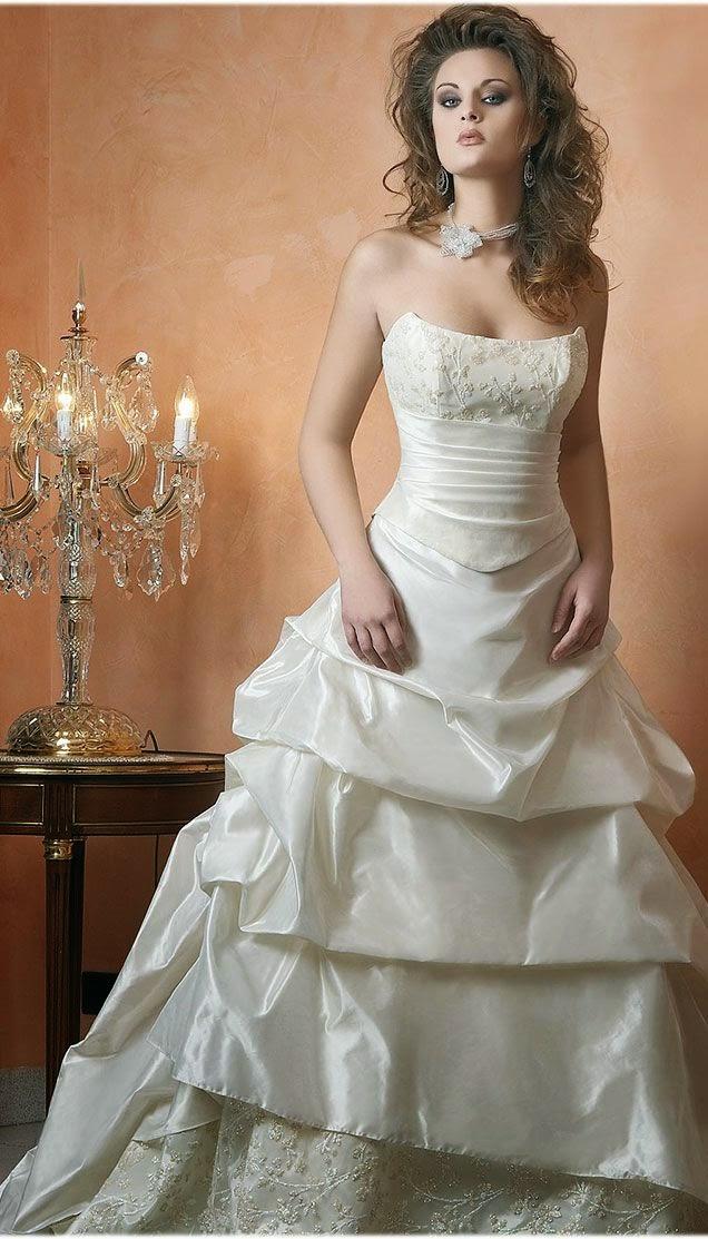 Hochzeitskleider 2015
