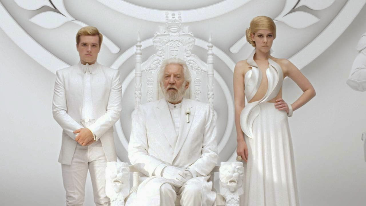 The Hunger Games Mockingjay Part  Costume Design