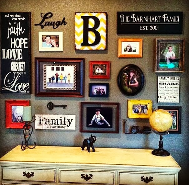 A New Nill Before And After Photo Wall