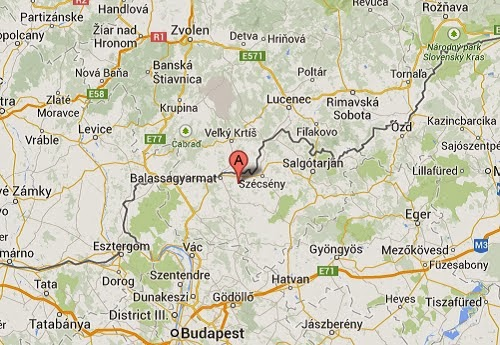 earthquake_hungary_2014_epicenter_map