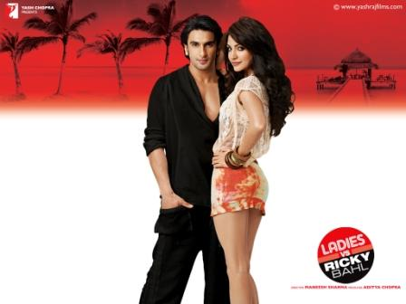 Ladies vs Ricky Bahl (2011) DVD