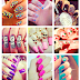 Inspirational nail art idea,,Which one do you like to apply on your nail?/?