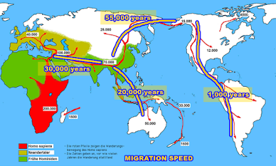 migration timing