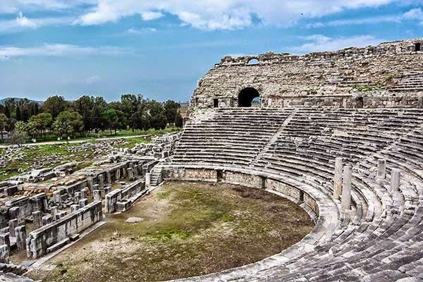 Theatre of Miletus
