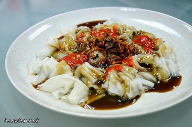#1 Chee Cheong Fun - RM3.50