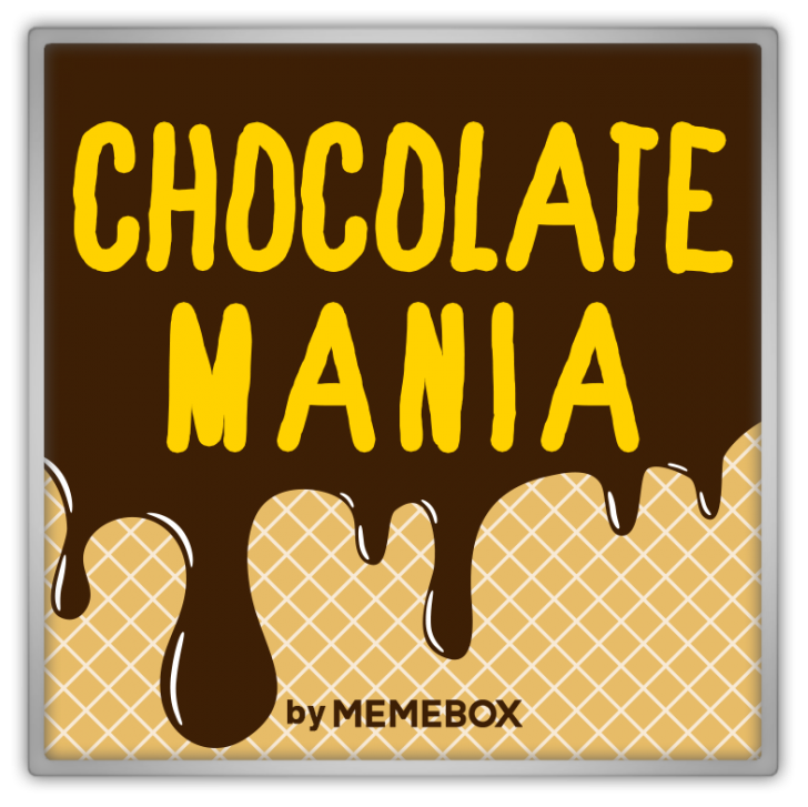 Memebox Special #45 Chocolate Mania 미미박스 Commercial