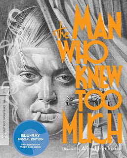 "Blu-ray Review | ""The Man Who Knew Too Much"""