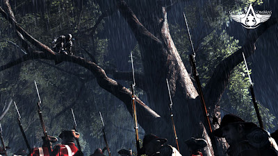 Connor oculto Assassin's Creed III