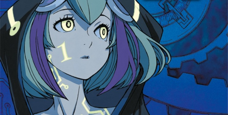 Anime 'Dimension W' Perlihakan Video Promosi Dan Juga Key Visual Terbaru
