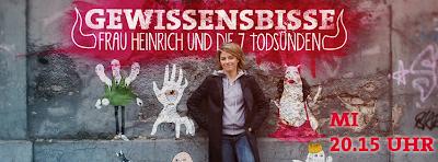 Gewissensbisse - Frau Heinrich und die sieben Todsünden