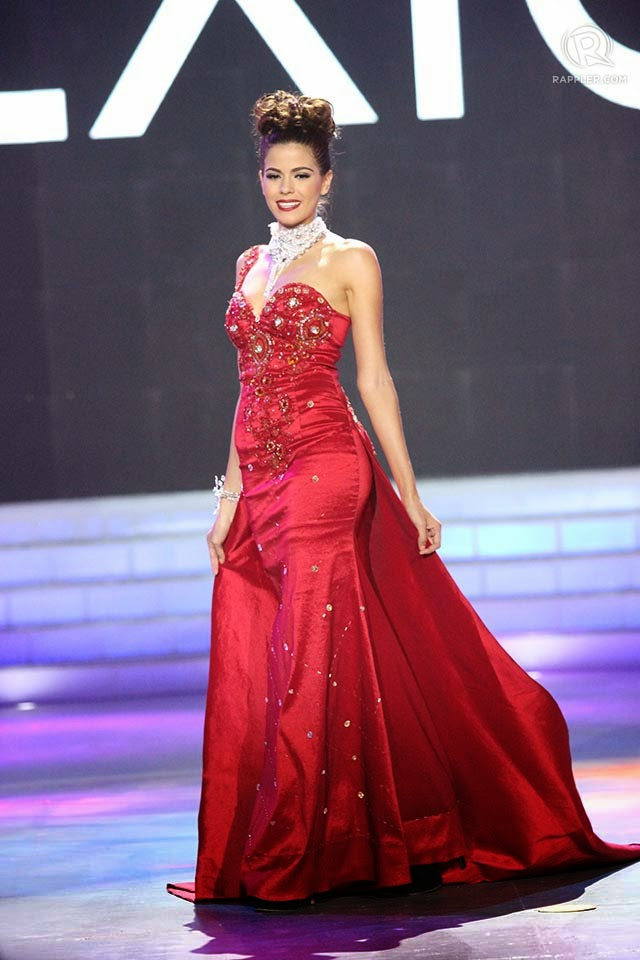 SASHES AND TIARAS.....Miss Earth 2014: The Winner, The Gowns ...