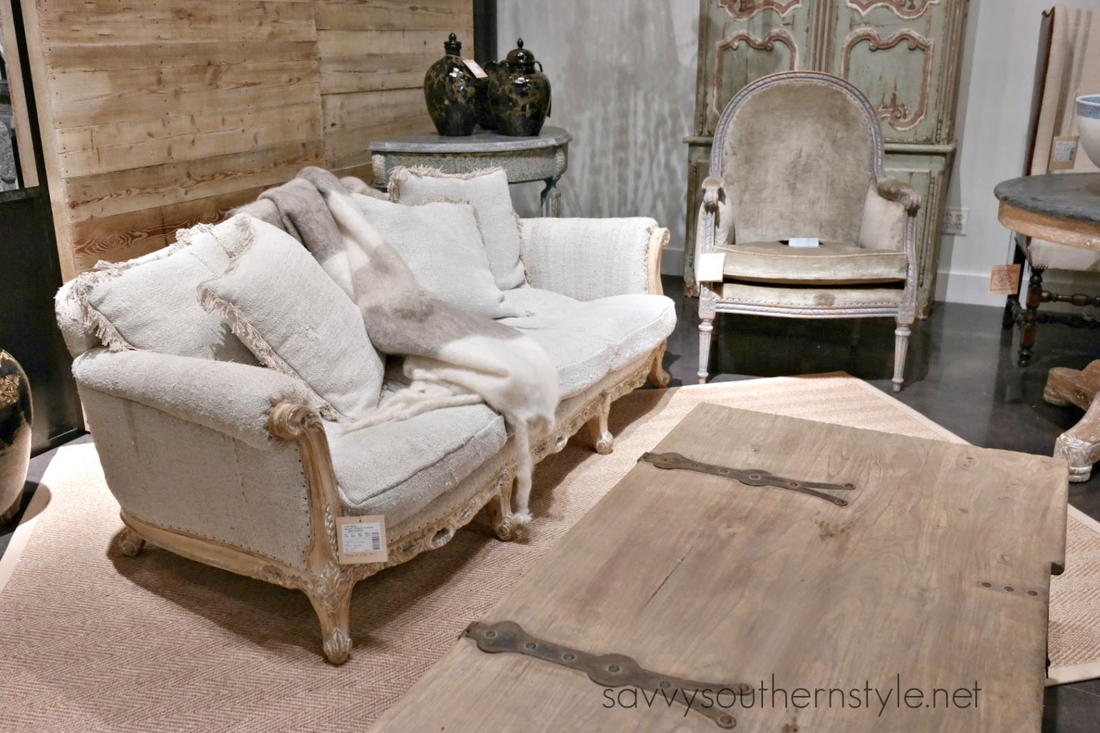 Savvy Southern Style Ralph Lauren Home At High Point