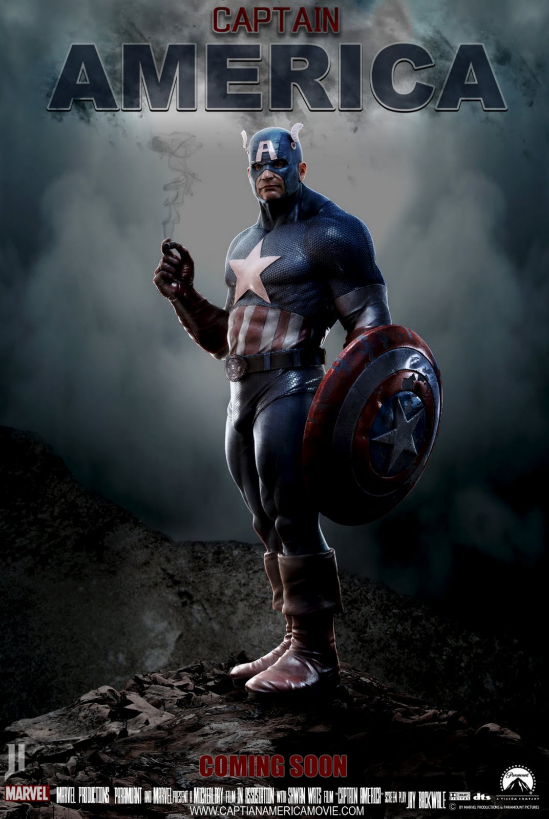 captain america review