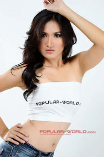 Dini Desita for Popular World Magazine BFN, June 2013