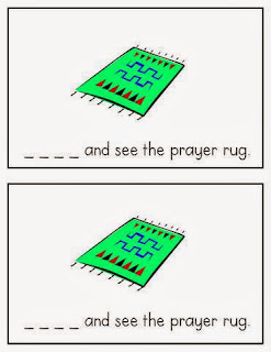 http://www.teacherspayteachers.com/Product/Eid-al-Adha-An-Emergent-Reader-with-Differentiated-Word-Work-1004318
