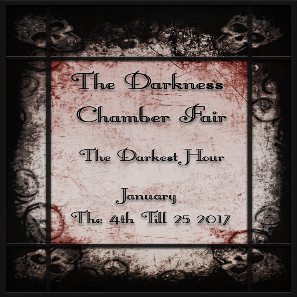 The Darkness Chamber Fair