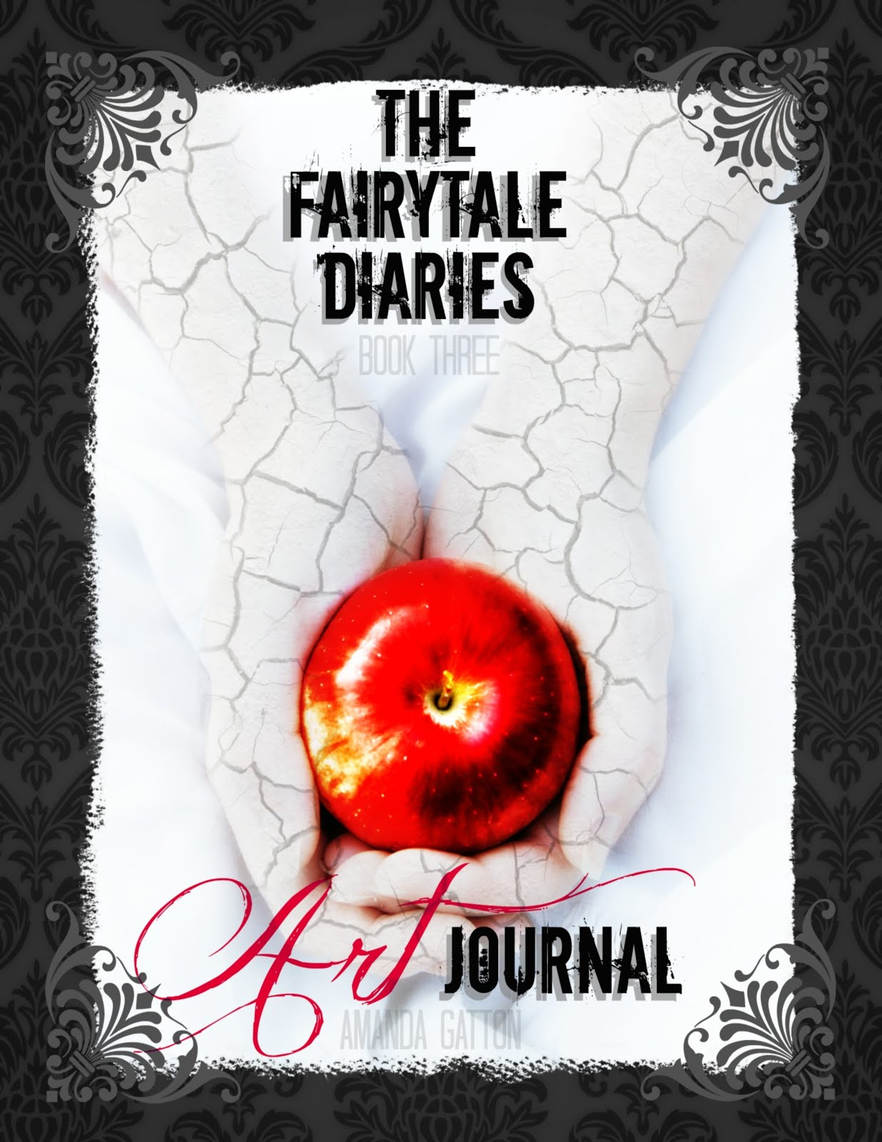 The Fairytale Diaries Art Journal