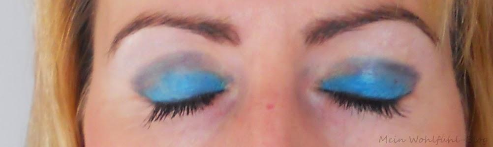 Mein wohlf hl blog manhattan professional smokey eyes kit for Smokey eyes blau