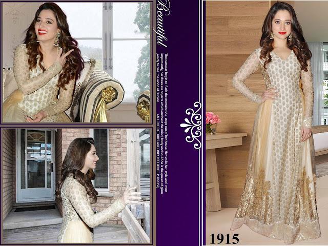 Bollywood Celebrity Designer Anarkali Suit – Vol – 4
