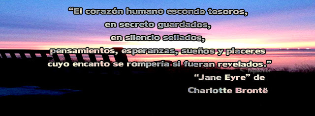 Charlotte Brontë | El corazón humano | Jane Eyre | Secretos