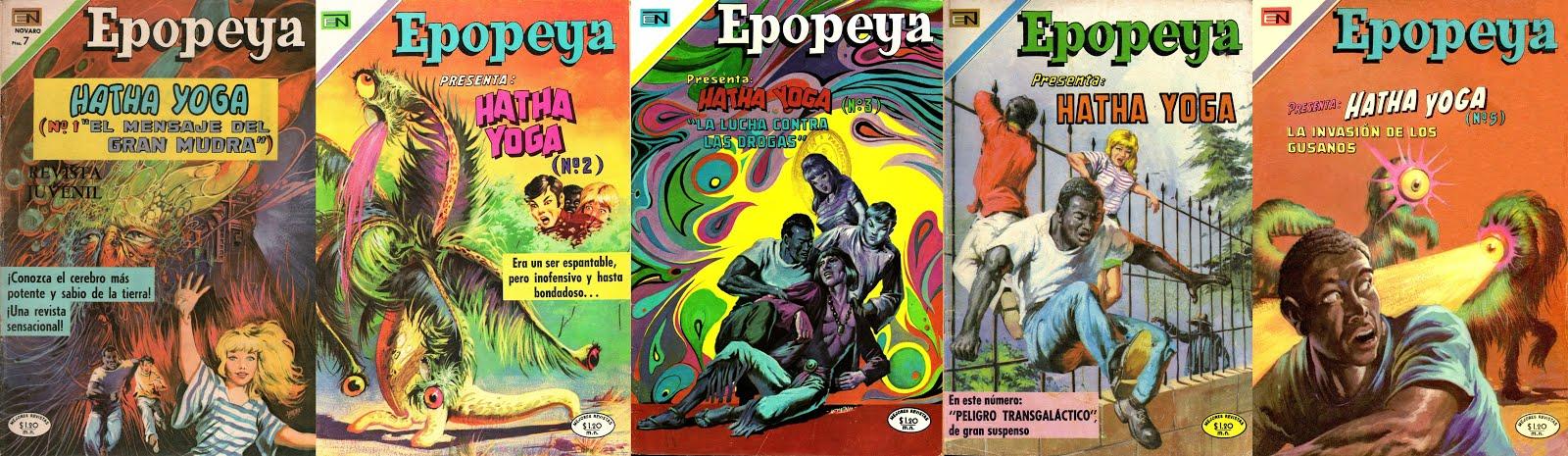 Hatha-Yoga en Epopeya Novaro