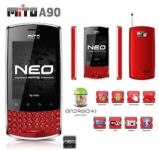 Mito A90, Android Dual Core