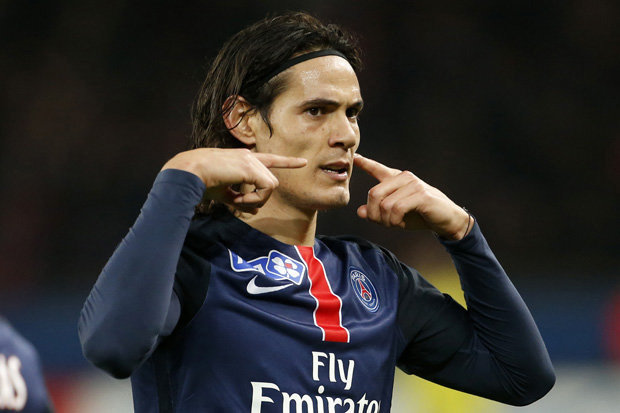 EXIT: Edinson Cavani is reported to be unhappy at PSG
