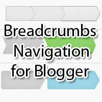 Breadcrumbs và một số style cho blog
