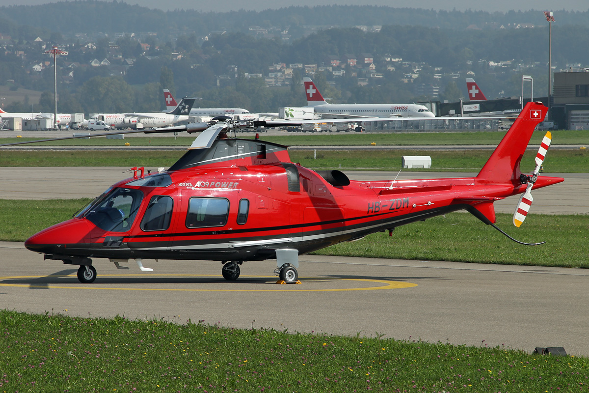planes and trains   agusta a109e