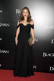 Ocasr Winner Natalie Portman