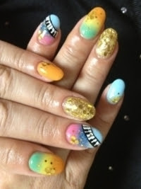 Hot-Nail-Art-Ideas-to-Try-This-Summer