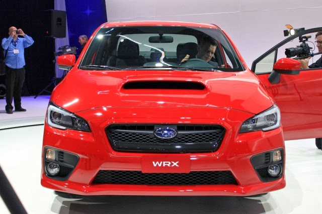 2015 subaru wrx review specs price pictures car release date. Black Bedroom Furniture Sets. Home Design Ideas
