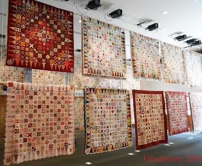 'Dear Jane' Exhibition , April 2013, Nantes, France