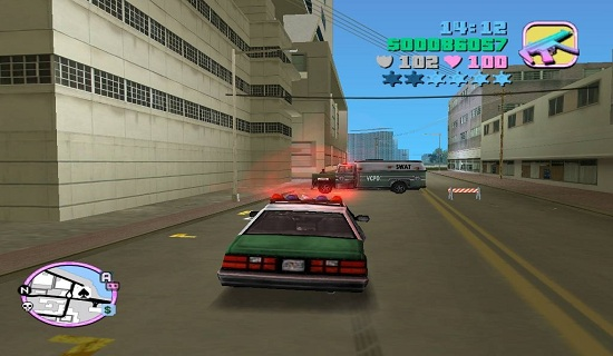 Grand Theft Auto: Vice City PC Game Full Download.