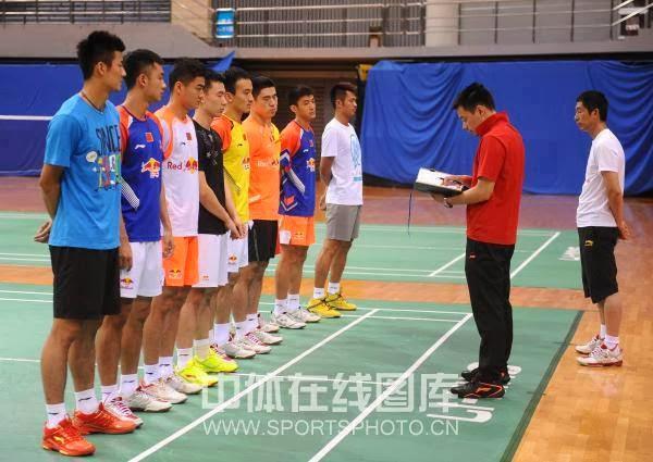 Badminton wallpaper lin dan