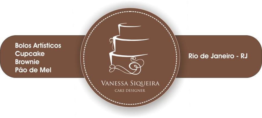 Vanessa Siqueira Cake Designer