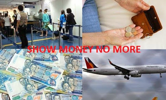 Financial Capacity Proofs When Traveling Abroad is No More in Philippines.