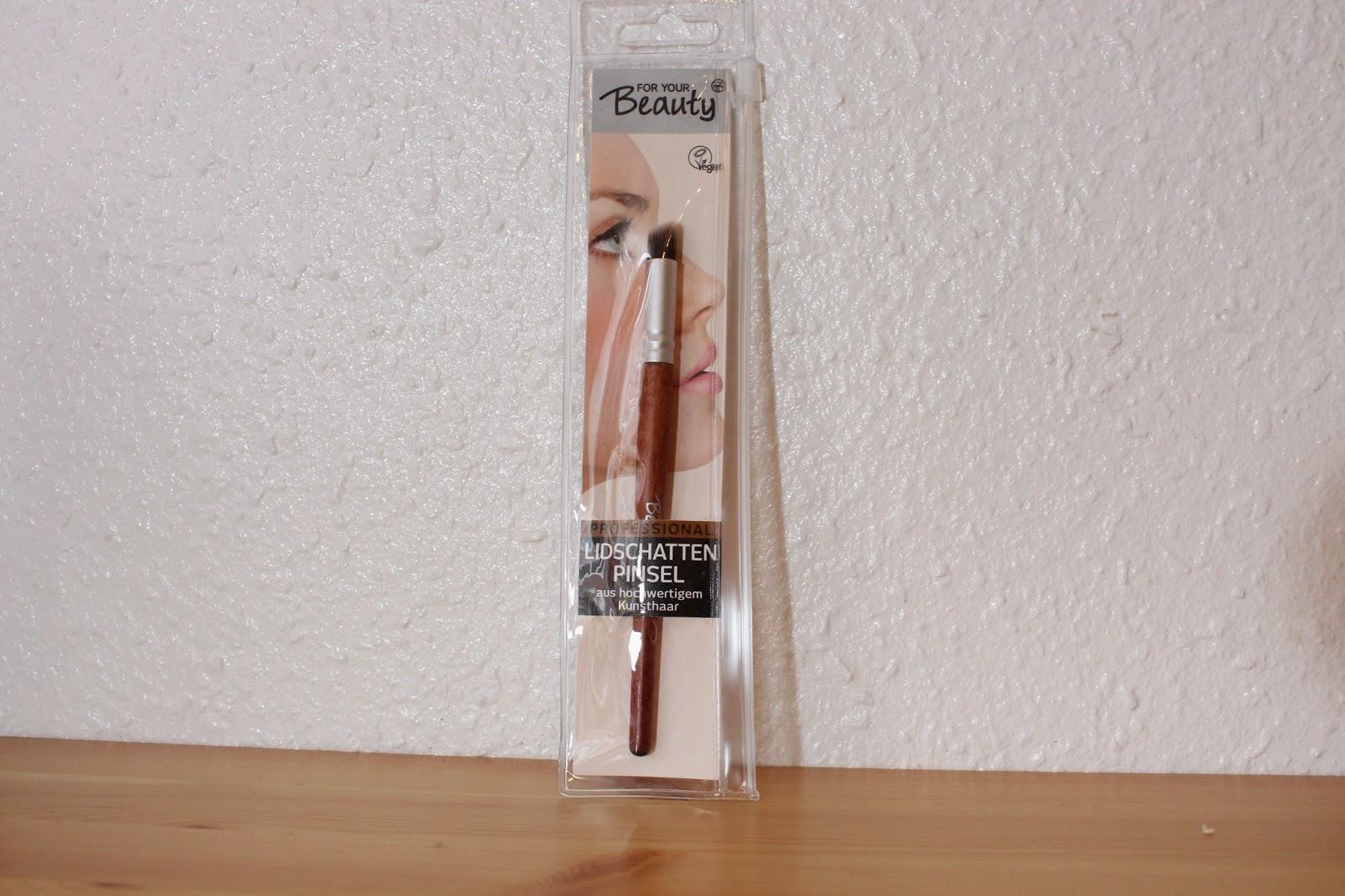 For your Beauty Lidschattenpinsel