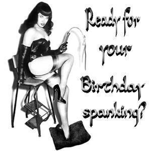 happy birthday spanky
