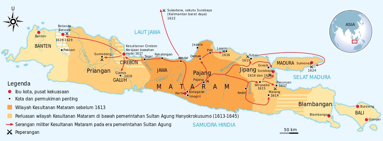 Perlawanan Bangsa Indonesia menentang dominasi asing Perlawanan
