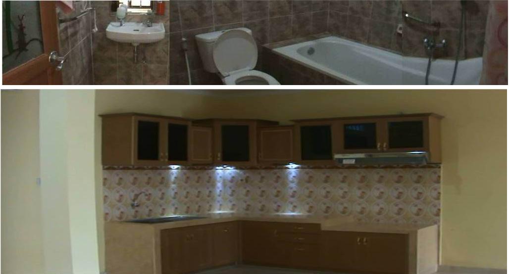 Fengshui - Dapur di Bawah WC