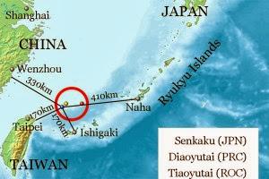 Sengketa Pulau Senkaku Antara Jepang dan China Kian Memanas